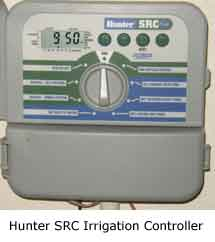 controller for irrigation system